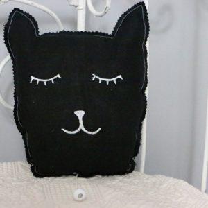 Cazamarmaille-coussin-musical-chat-noir-et-blanc