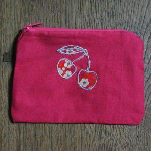 Cazamarmaille-porte-monnaie-rose-cerise-liberty