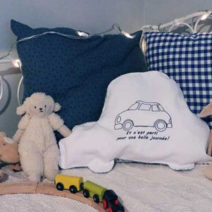 Range pyjama voiture