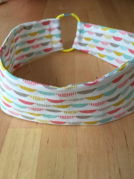 Cazamarmaille tuto headband photo 8