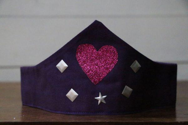 Cazamarmaille-couronne-epiphanie-violette-coeur-rose-1-web