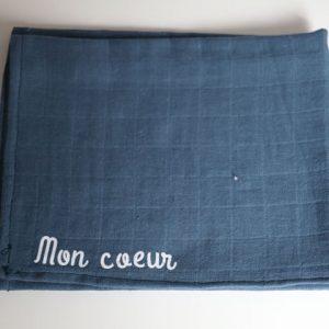 Cazamarmaille-lange-bleu-mon-coeur