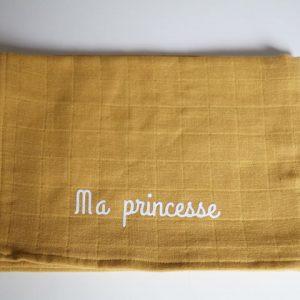 Cazamarmaille-lange-jaune-ma-princesse-1