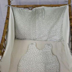 Cazamarmaille-tour-de-lit-confettis argent